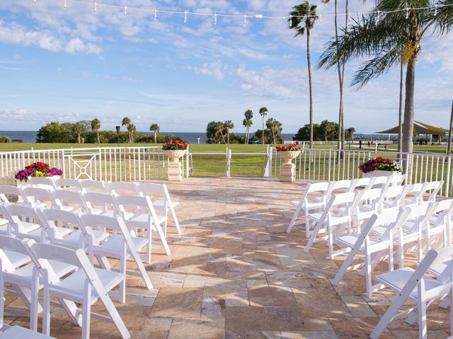Billy and Alyx's Wedding in Safety Harbor, Florida 57