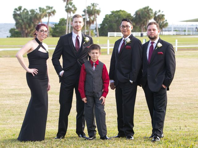 Billy and Alyx's Wedding in Safety Harbor, Florida 63
