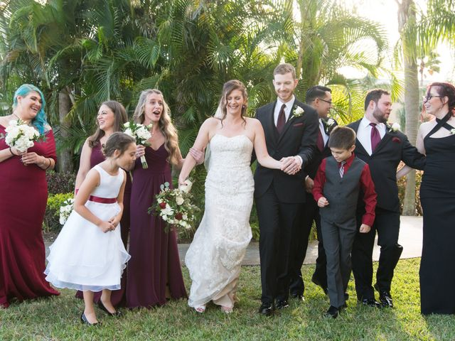 Billy and Alyx's Wedding in Safety Harbor, Florida 2