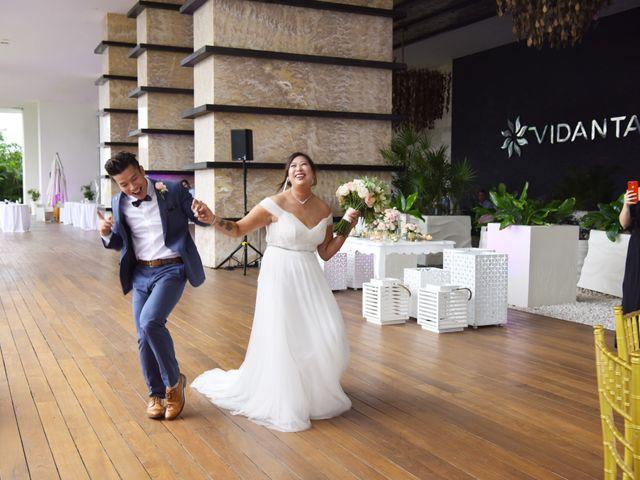 Toan and Vivian's Wedding in Nuevo Vallarta, Mexico 8