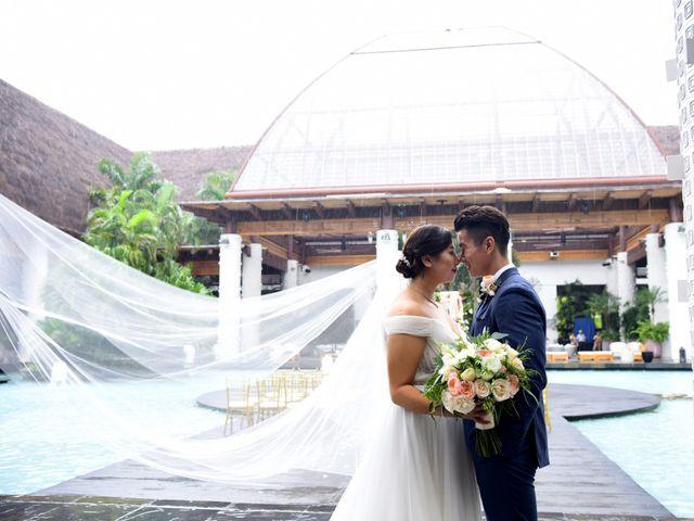Toan and Vivian's Wedding in Nuevo Vallarta, Mexico 1
