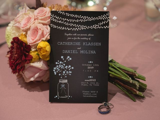 Catherine and Daniel's Wedding in Plano, Texas 2