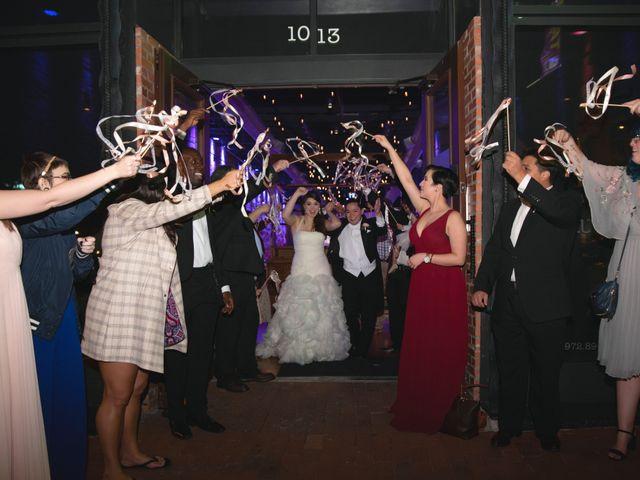 Catherine and Daniel's Wedding in Plano, Texas 7