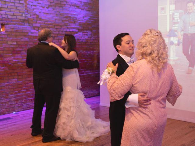 Catherine and Daniel's Wedding in Plano, Texas 11