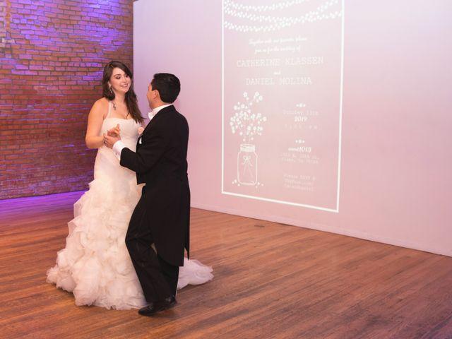 Catherine and Daniel's Wedding in Plano, Texas 12