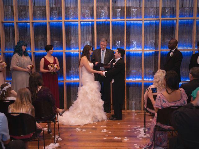 Catherine and Daniel's Wedding in Plano, Texas 13