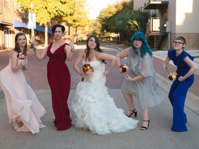 Catherine and Daniel's Wedding in Plano, Texas 14