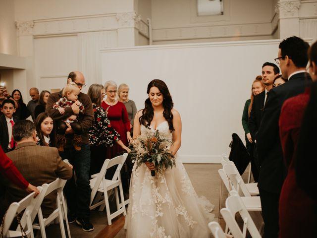 Jayce and Clare's Wedding in Kansas City, Missouri 22