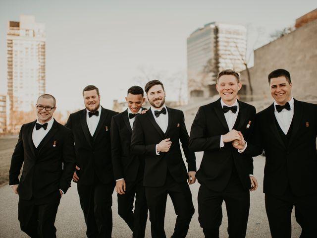 Jayce and Clare's Wedding in Kansas City, Missouri 37