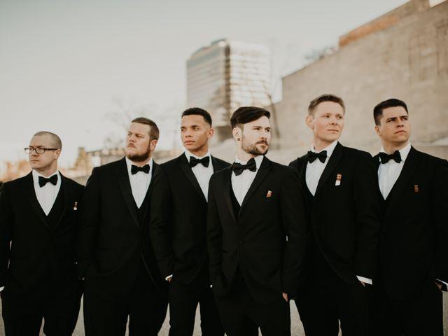 Jayce and Clare's Wedding in Kansas City, Missouri 39