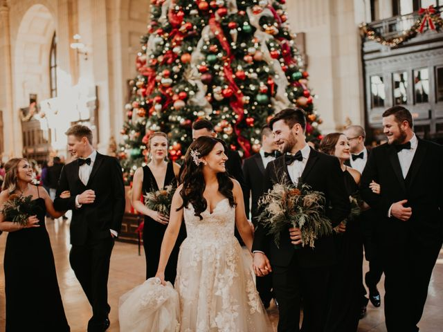 Jayce and Clare's Wedding in Kansas City, Missouri 54