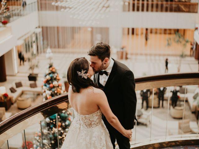 Jayce and Clare's Wedding in Kansas City, Missouri 64