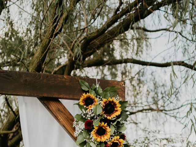 Emily and Chandler's Wedding in Newville, Pennsylvania 3