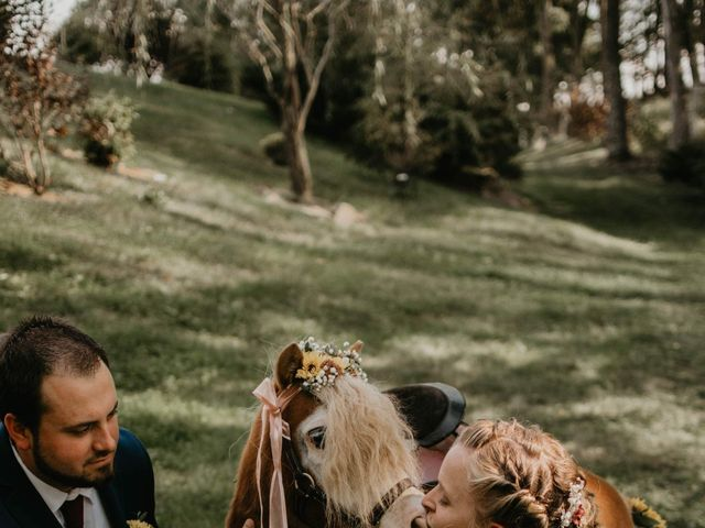 Emily and Chandler's Wedding in Newville, Pennsylvania 5