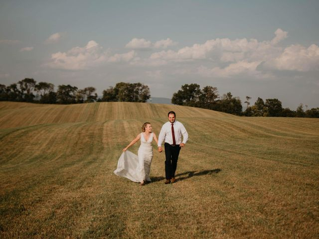 Emily and Chandler's Wedding in Newville, Pennsylvania 2