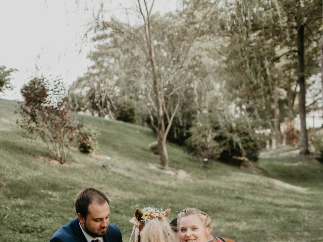 Emily and Chandler's Wedding in Newville, Pennsylvania 6