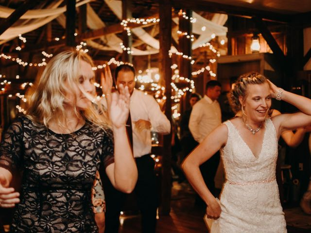 Emily and Chandler's Wedding in Newville, Pennsylvania 7