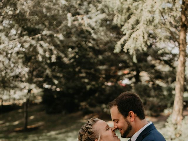 Emily and Chandler's Wedding in Newville, Pennsylvania 8