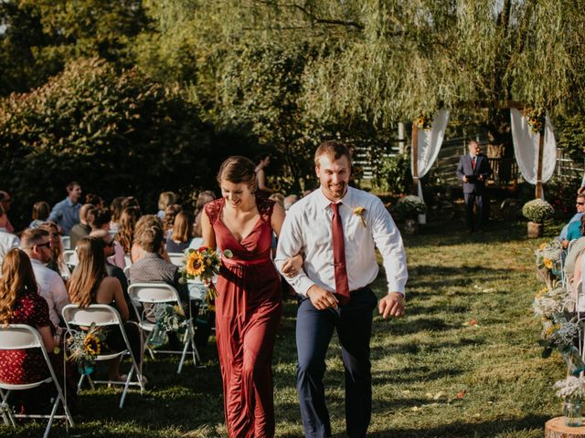 Emily and Chandler's Wedding in Newville, Pennsylvania 10