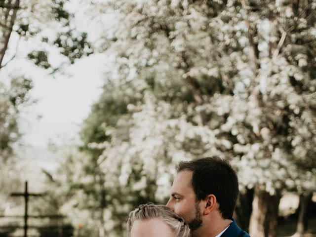 Emily and Chandler's Wedding in Newville, Pennsylvania 11