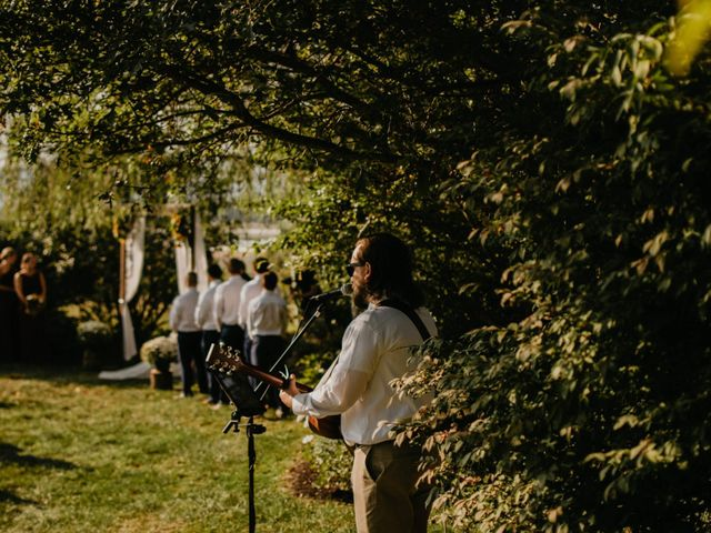 Emily and Chandler's Wedding in Newville, Pennsylvania 12