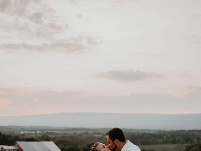 Emily and Chandler's Wedding in Newville, Pennsylvania 14