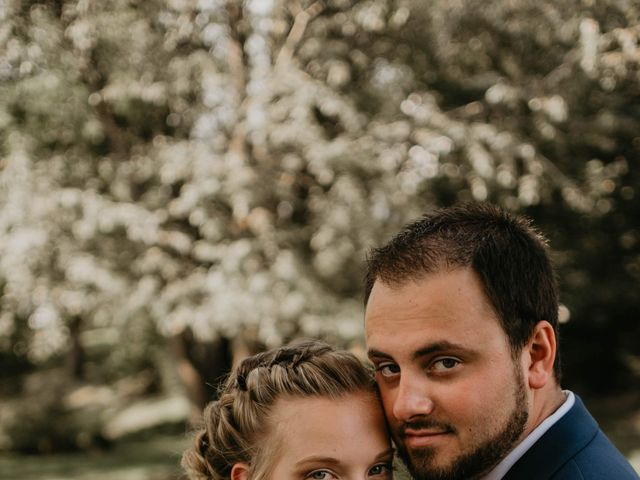 Emily and Chandler's Wedding in Newville, Pennsylvania 16