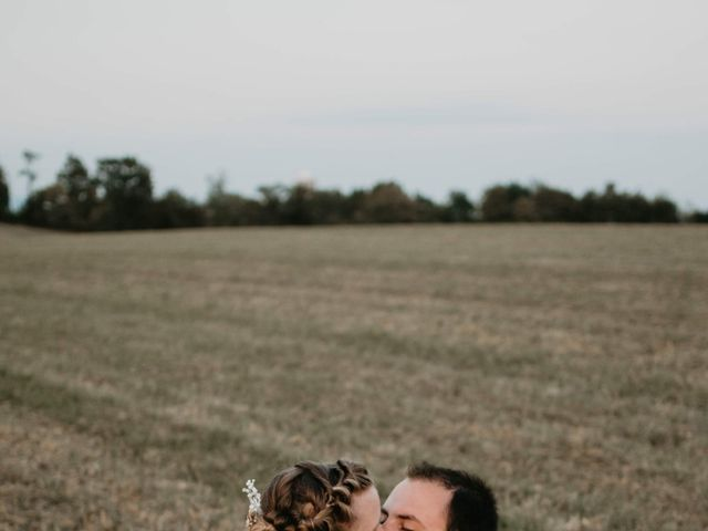 Emily and Chandler's Wedding in Newville, Pennsylvania 17