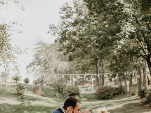 Emily and Chandler's Wedding in Newville, Pennsylvania 21