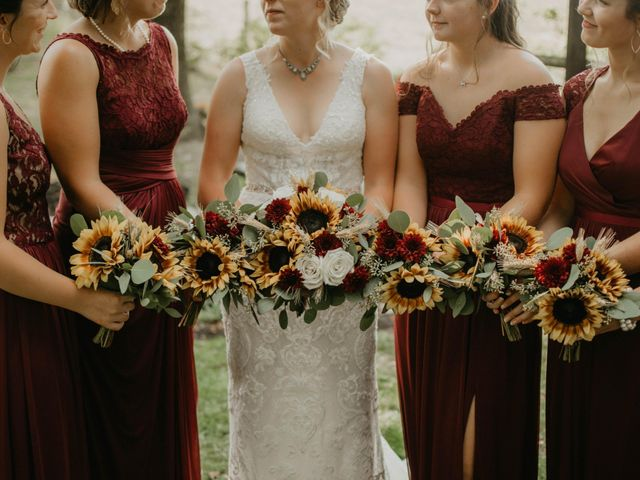 Emily and Chandler's Wedding in Newville, Pennsylvania 27
