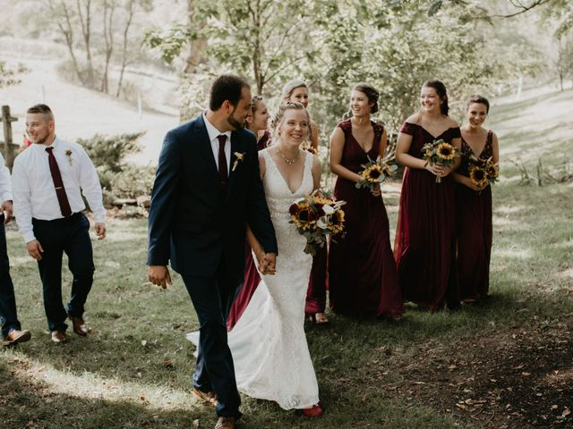 Emily and Chandler's Wedding in Newville, Pennsylvania 28