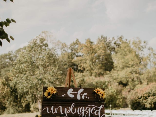 Emily and Chandler's Wedding in Newville, Pennsylvania 38