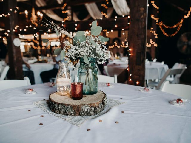 Emily and Chandler's Wedding in Newville, Pennsylvania 41