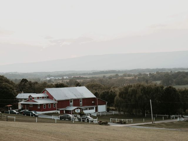 Emily and Chandler's Wedding in Newville, Pennsylvania 42
