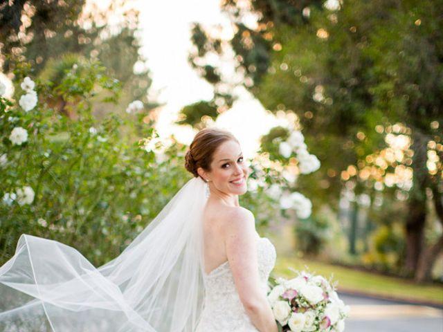 Kelly and Tom's Wedding in Granada Hills, California 3