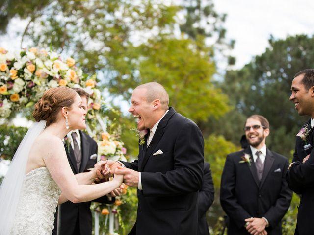 Kelly and Tom's Wedding in Granada Hills, California 10