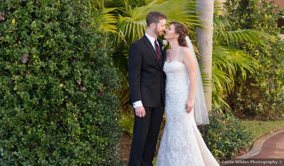 Billy and Alyx's Wedding in Safety Harbor, Florida