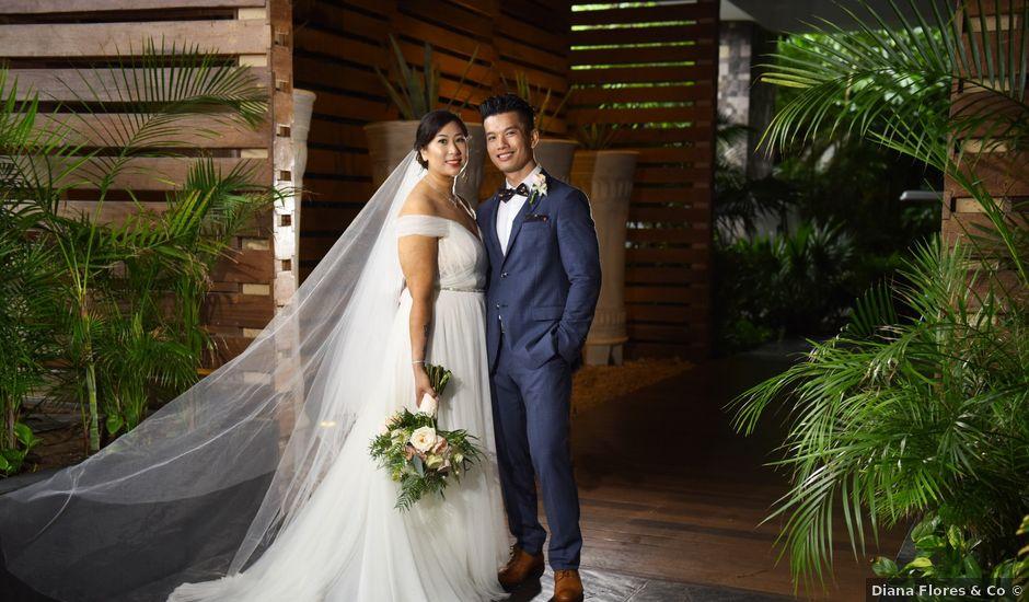 Toan and Vivian's Wedding in Nuevo Vallarta, Mexico
