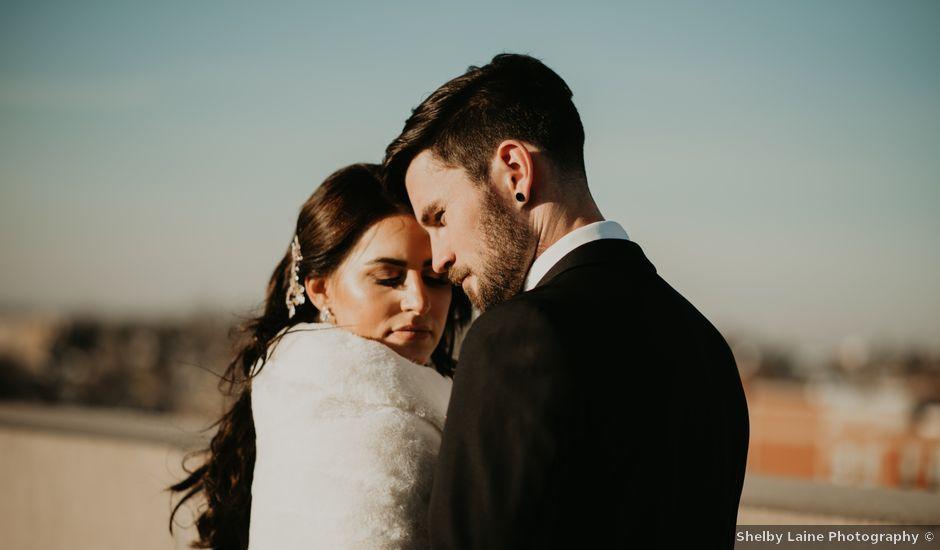 Jayce and Clare's Wedding in Kansas City, Missouri