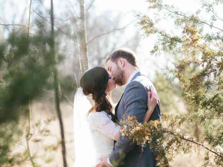 The wedding of Drew and Torie