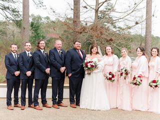Wes and Ashley's Wedding in Pine Mountain, Georgia 3