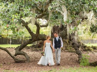 The wedding of Jessie and Matthew