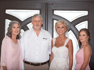 The wedding of Britney and Brandon 3