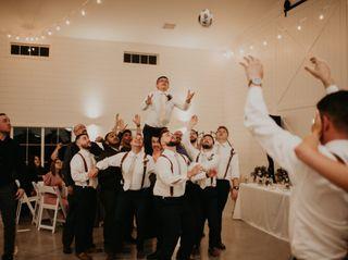 The wedding of Tasha and Michael 1