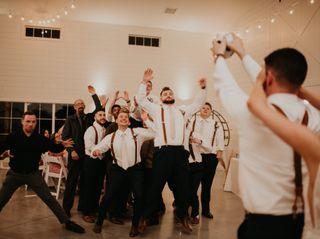 The wedding of Tasha and Michael 2