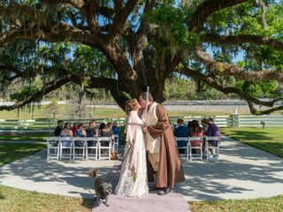 The wedding of Brittny and Shane 1
