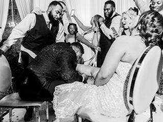 The wedding of Chelsea and Tytus 3