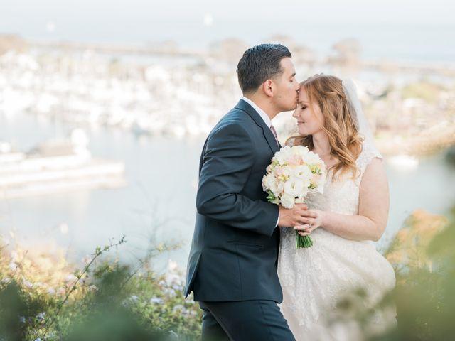 The wedding of Sarah and Ezequiel