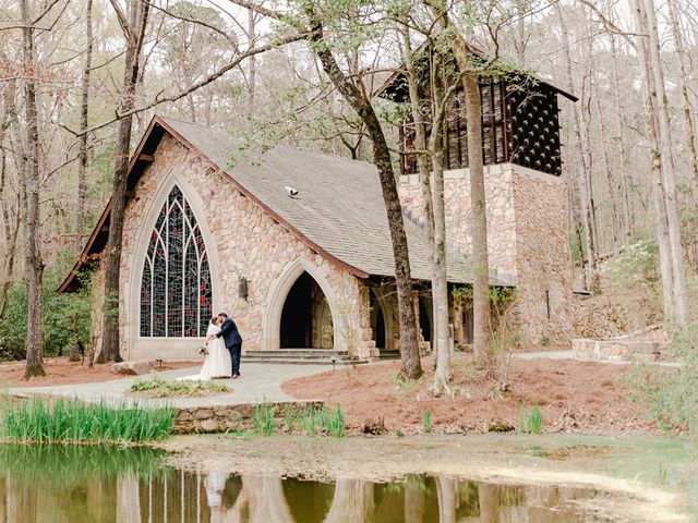 Wes and Ashley's Wedding in Pine Mountain, Georgia 1
