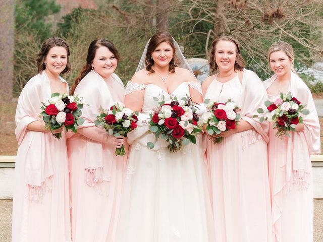 Wes and Ashley's Wedding in Pine Mountain, Georgia 8